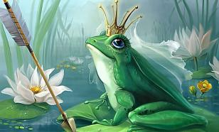 Известные сказки глазами психолога: Царевна-лягушка