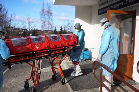 Почти 15 тысяч человек больны коронавирусом в Белоруссии