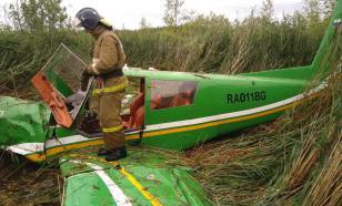 Прокуратура проведет проверку жесткой посадки самолета