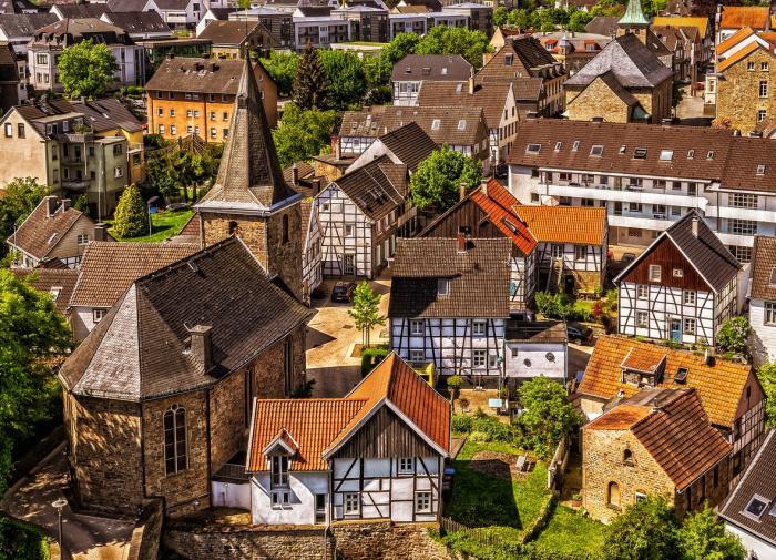 Жители Германии массово избавляются от недвижимости