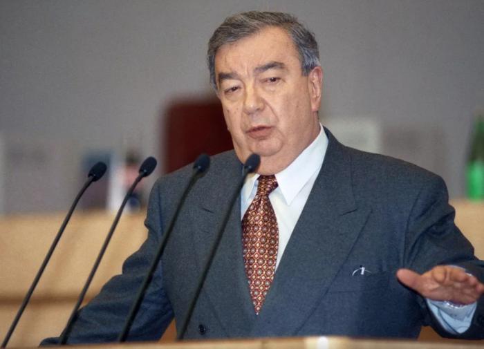 Правительство Евгения Примакова. Риски, перспективы, возможности