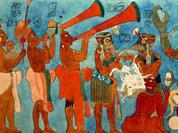 Майя предсказали не апокалипсис, а попойку
