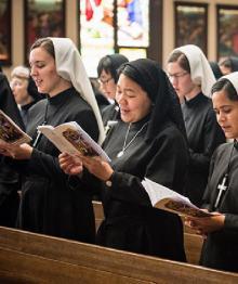 Диаконисса – женское служение в Церкви