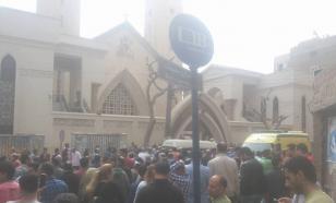 В Египте взорвали христианский храм, есть жертвы