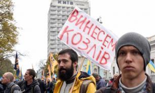 Саакашвили – Порошенко: я твой рошен шатал!