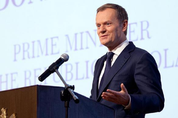 """""""Подхрюкивая"""" грузинам, Туск неудачно ответил Путину"""