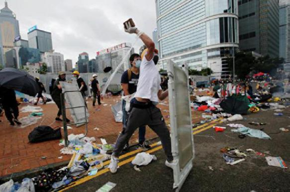 В Гонконге доказывают вину украинских неонацистов