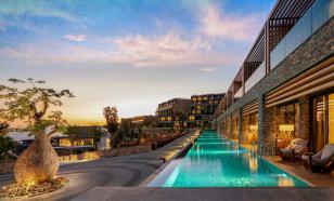 Уровень загрузки отелей в китайском городе Санье превысил 50%