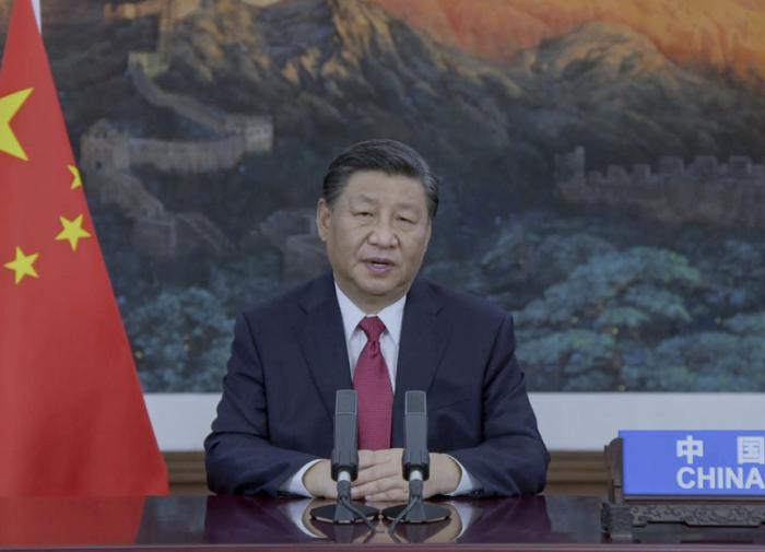 Си Цзиньпин: Китай – мирная страна, которая никогда ни на кого не нападала