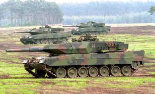 Лукашенко встревожили немецкие танки на границе Белоруссии