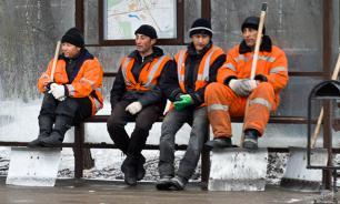 Нелегальные мигранты пытаются обустроиться в России