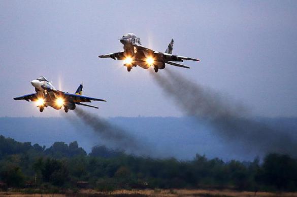 Украина готовится начать войну перед ЧМ-2018?