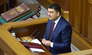 Премьер Украины объяснил повальное бегство сограждан из страны