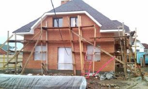 Ипотека под строительство частных домов составит 11% годовых