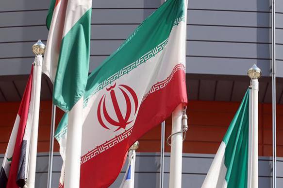 Иран задержал в Персидском заливе танкер с контрабандным топливом