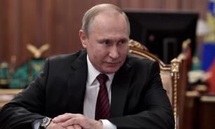 """""""Инсомар"""": 57% россиян готовы проголосовать за Путина в 2024 году"""