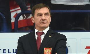 Брагин возглавил сборную России, Ларионов - молодёжку