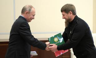 Кадыров рассказал о звонке Путина