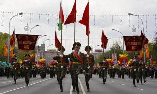 Парад Победы в Минске вызывает беспокойство у ВОЗ