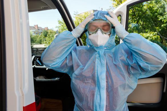 Столичные врачи в Дагестане осмотрели сотни коронавирусных больных