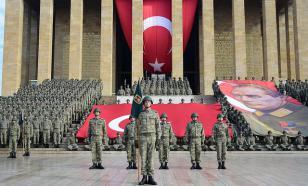 Стало известно, сколько турецкие военные пробудут в Карабахе