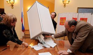 """Западные """"счетоводы"""" испугались выборов в Госдуму"""