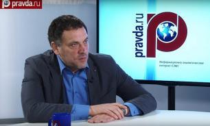 """Максим Шевченко: """"Выстави лесную шишку против губернатора - и за нее бы проголосовали"""""""