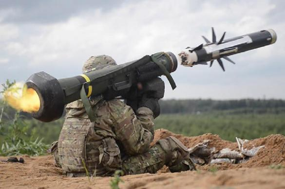 Украина планирует в этом году купить у США ракетные комплексы Javelin