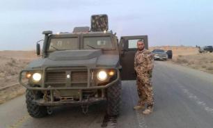 В Сирии пострадали трое российских военнослужащих