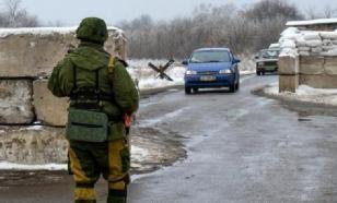 Представители ДНР двинулись к месту обмена пленными
