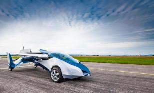 В Японии разработали летающий автомобиль SkyDrive