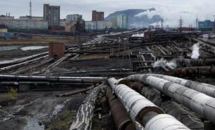 В Норильске не исключают возможности постройки временного трубопровода