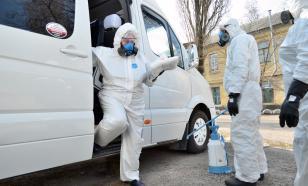 Российские врачи выявили почти 700 тысяч случаев заражения COVID-19