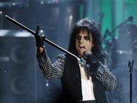 Элис Купер принят в Зал славы рок-н-ролла