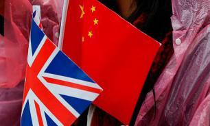 Китай берет шефство над Великобританией