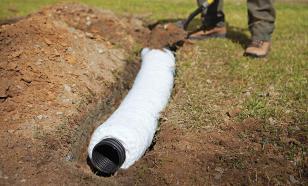 Улучшаем почву: четыре способа дренажа участка