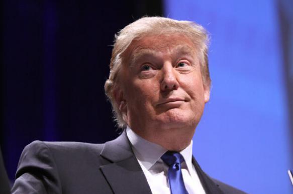 Рейтинг популярности Трампа достиг наивысшей отметки за полгода