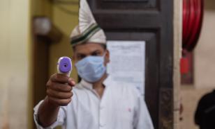 Число коронавирусных больных в Индии увеличилось на 21 тысячу человек