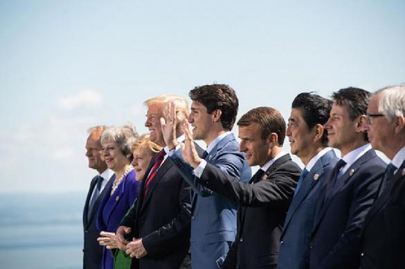 Что скрывается за полемикой вокруг членства России в G7