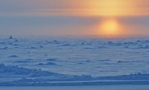 Море Лаптевых впервые не замёрзло
