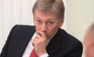 Песков: СМИ раздули историю с учеником и Путиным
