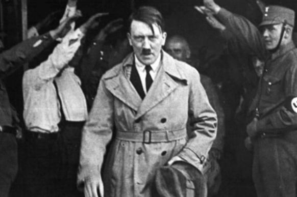 Пистолет охранников Адольфа Гитлера
