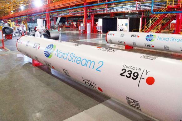 """""""Северный поток-2"""": санкции против европейских компаний не будут реализованы"""