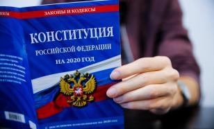 """Дарья Митина: """"Большая часть поправок к Конституции декларативны"""""""