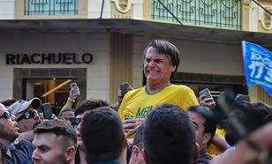 Доикался: президент Бразилии экстренно госпитализирован