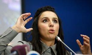 Пресс-конференция Джамалы началась с песни Сергея Лазарева