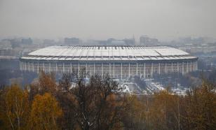 """Центр спортивной борьбы будет построен в """"Лужниках"""""""