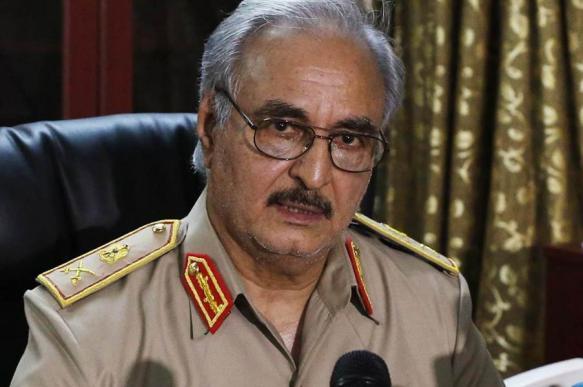 "Экс-офицер армии Халифа Хафтара рассказал, что маршалу служат ""колдуны"""