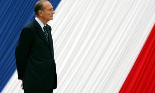 Скончался бывший президент Франции Жак Ширак