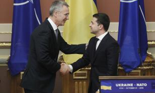 Запад делает Украину главным театром военных действий